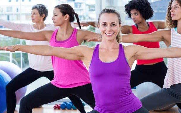 физические упражнения для кожи