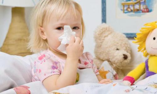 кашель, насморк или грипп у ребенка