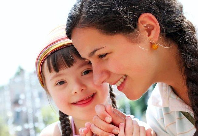 синдром дауна у ребенка