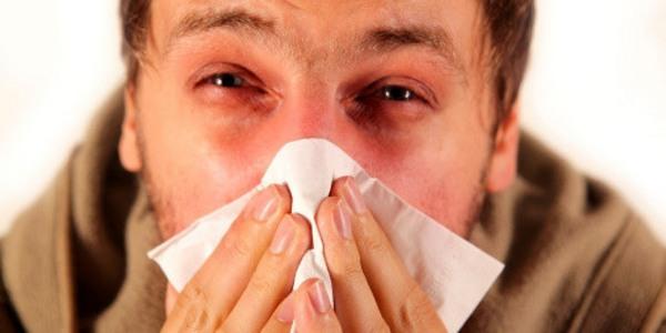 симптомы аллергии или простуды