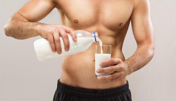 молоко для взрослых