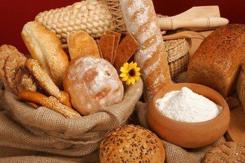 булки и хлеб