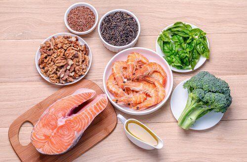 рыба и прочие жиры