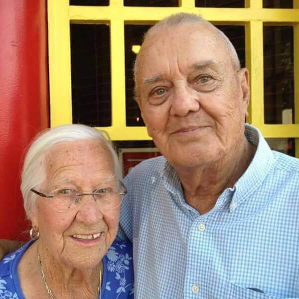 75-летие своей свадьбы