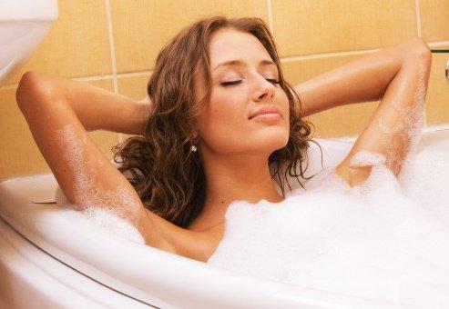 Омолаживающая ванна-детокс