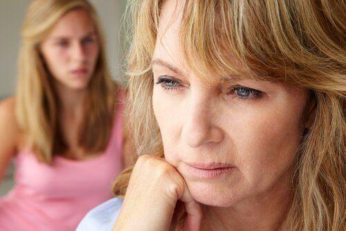типичная менопауза