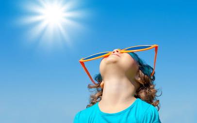 Аномальная жара и солнечный удар