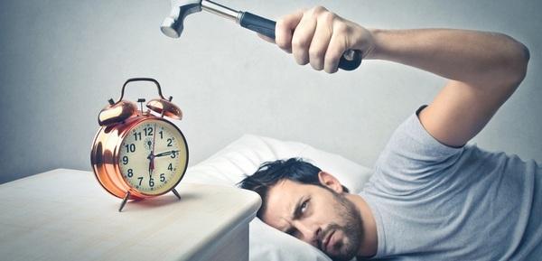 борьба с будильником