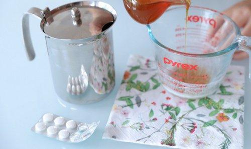 аспириновый пилинг для лица