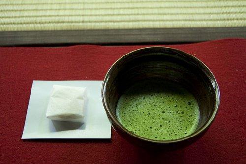 чай весь зеленый