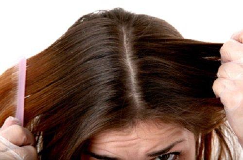 рН волос