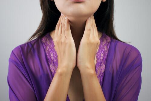 щитовидка начала беспокоить