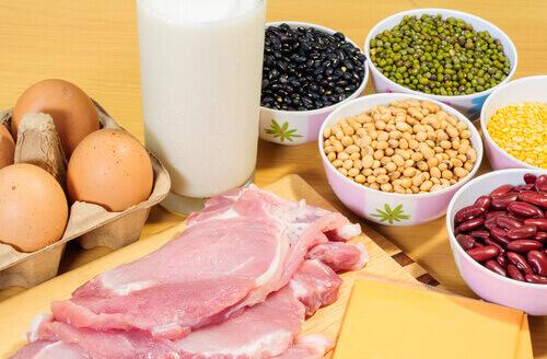 ешь белок