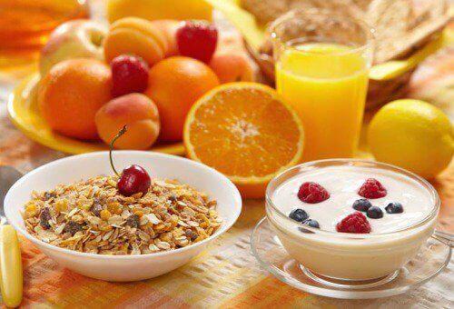 витамины еда