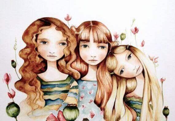 еще три сестры
