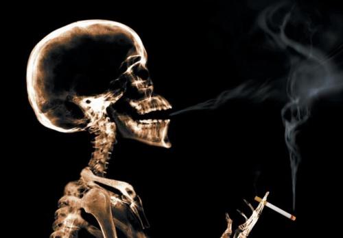 воздействие табака на организм