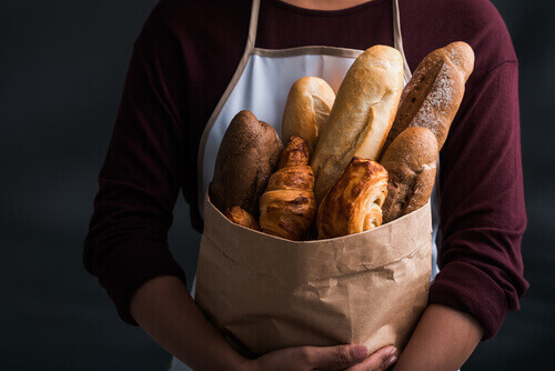 хлеб багет