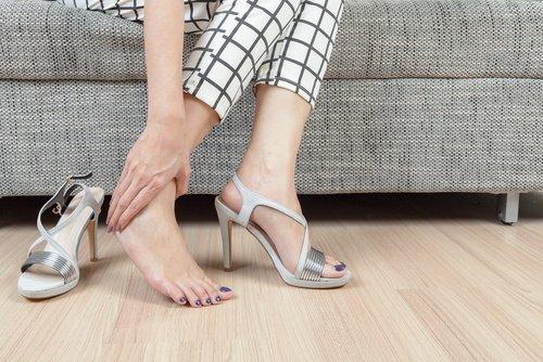 польза ногам