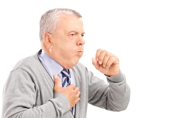 кашель как симптом