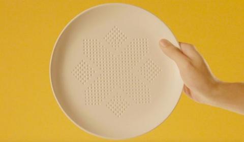 тарелка для похудения