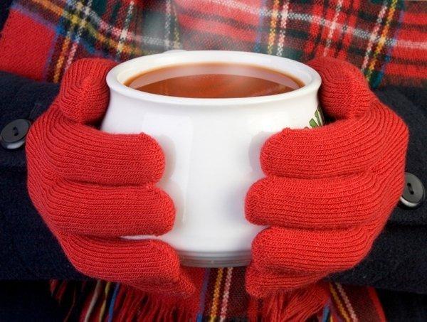 выпей теплого