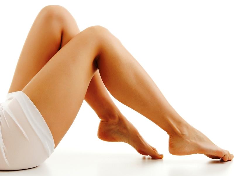 красивые ноги без грибка