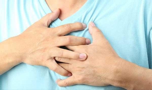 Сотрясение грудной клетки