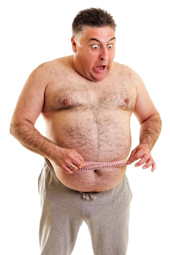 Ожирение за 50