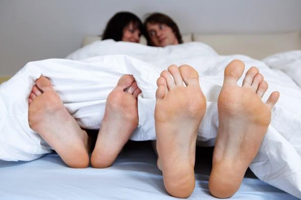ранний секс
