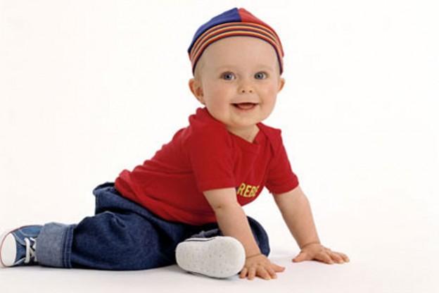 >младенец