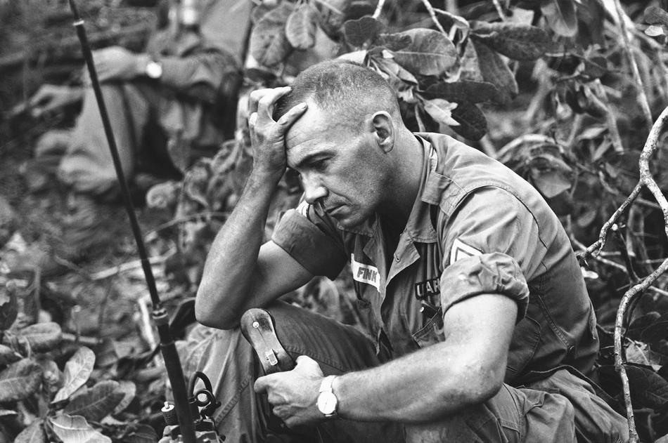 Военно-травматический стресс
