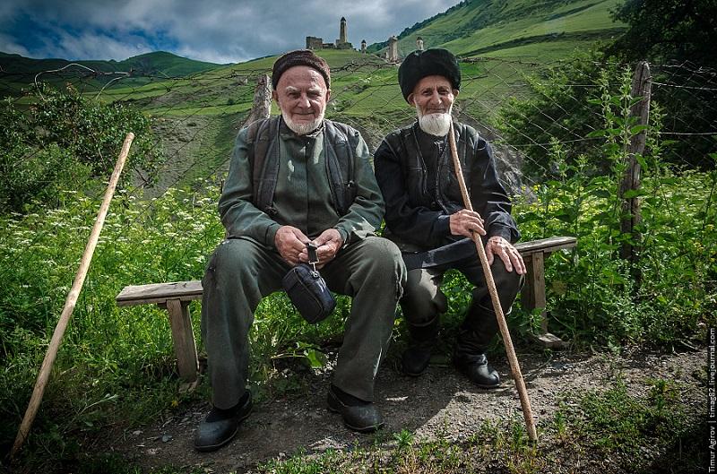 кавказское долголетие