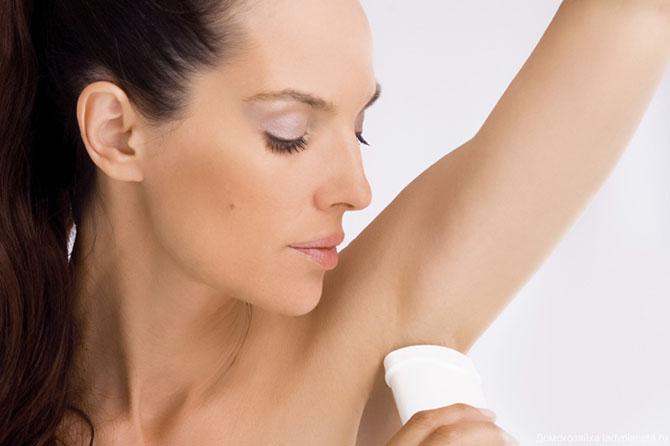 правда о дезодорантах