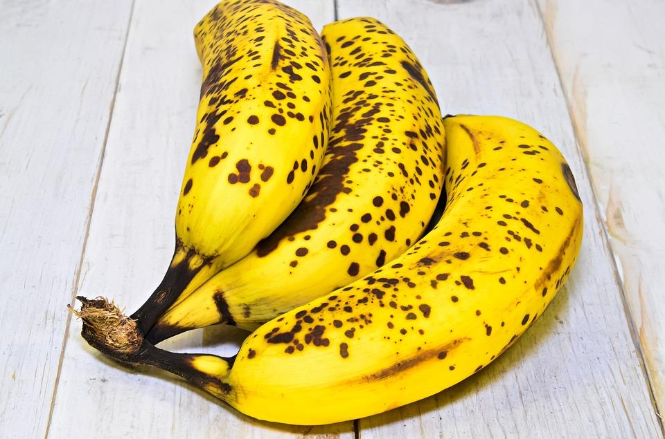 Созревшие бананы<
