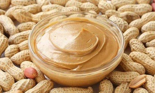 арахисовое и миндальное масла