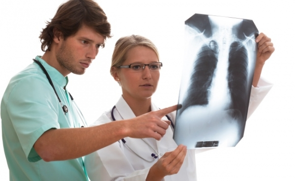 снимок на туберкулез