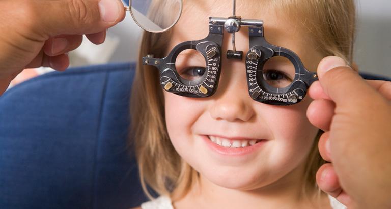 Детские проблемы зрения
