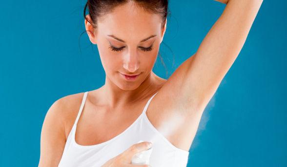 почему дезодорант не всем помогает