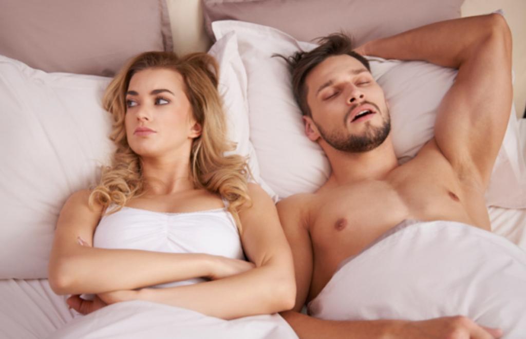 сон после оргазма