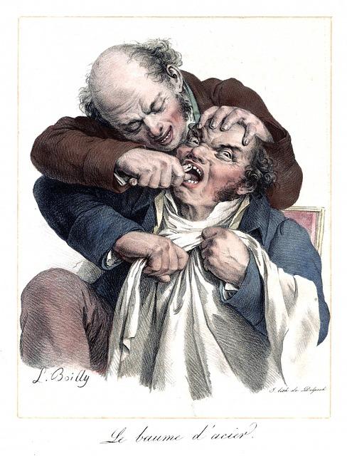 стоматология древности