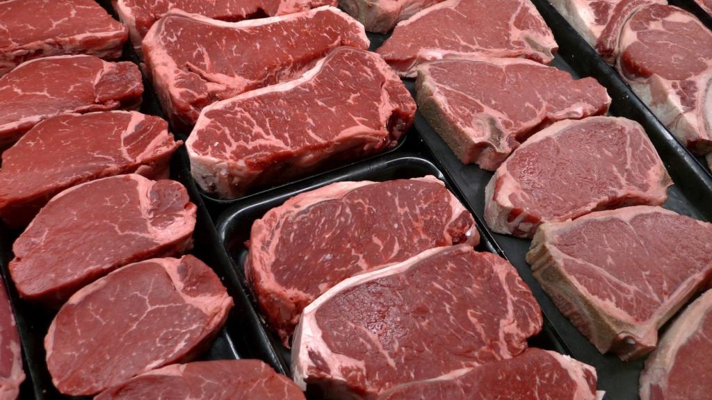Мясо - вредно