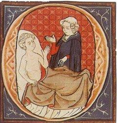 Лекари в средневековой Европе