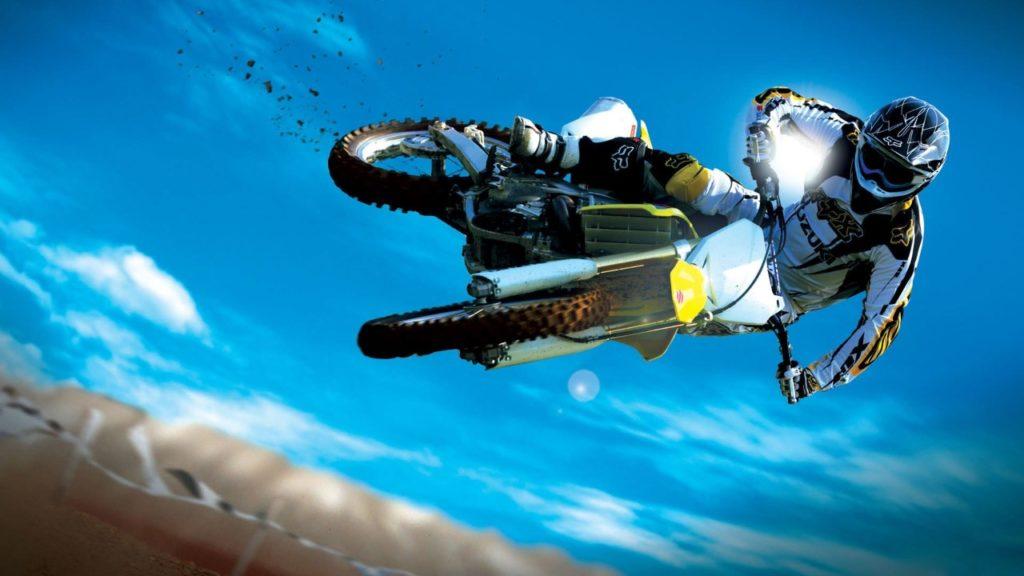 экстрим мотоцикл