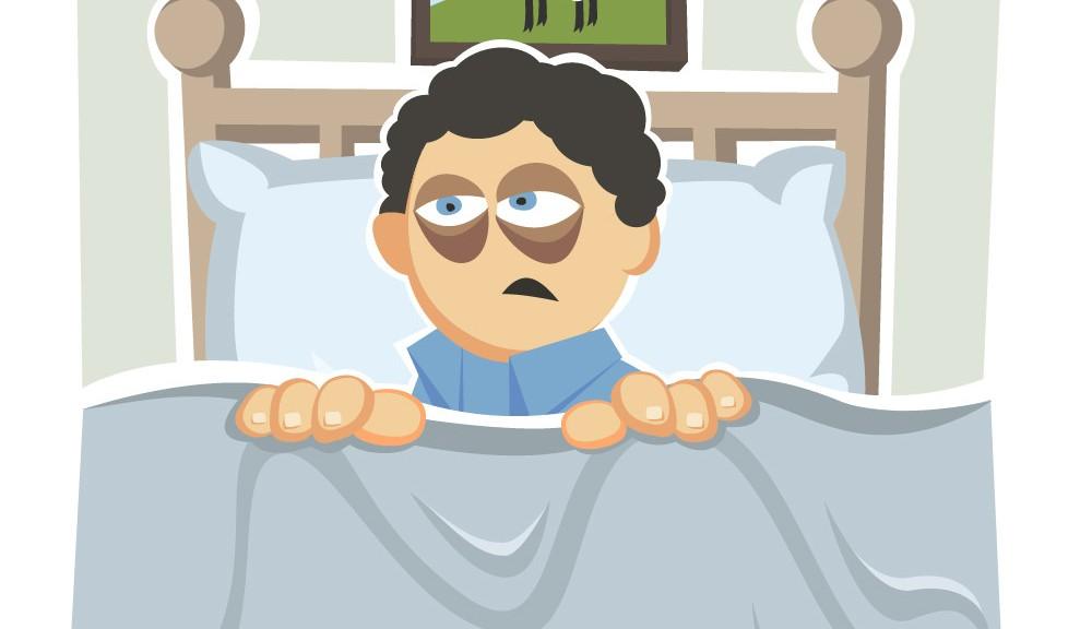 Недосыпание и внешний вид