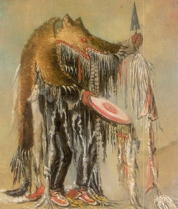 Человек из индейской медицины