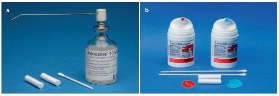 анестезия с использованием лидокаина