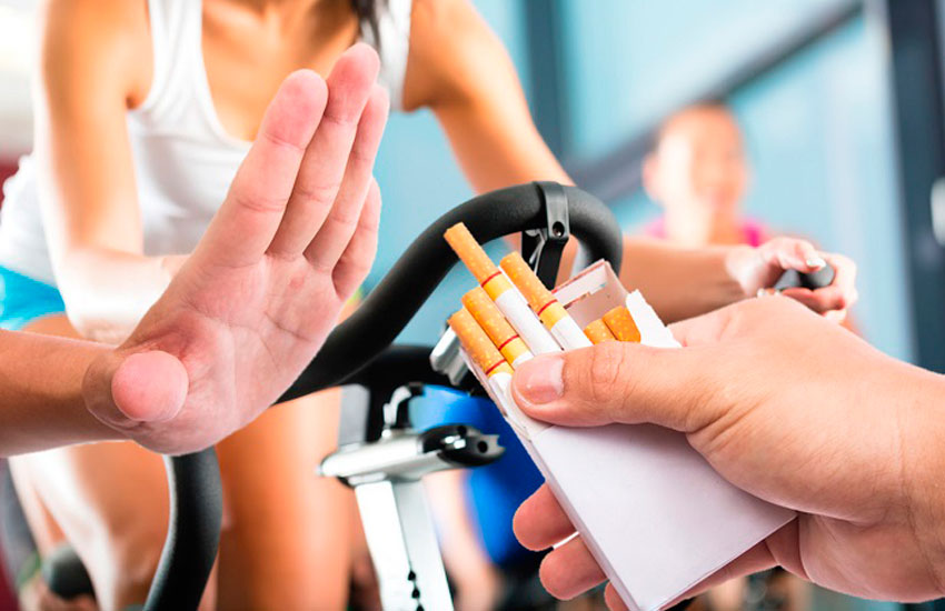 Как стать некурящим