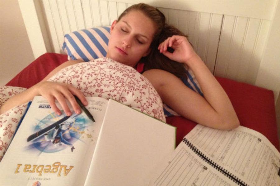 Причины сонливости