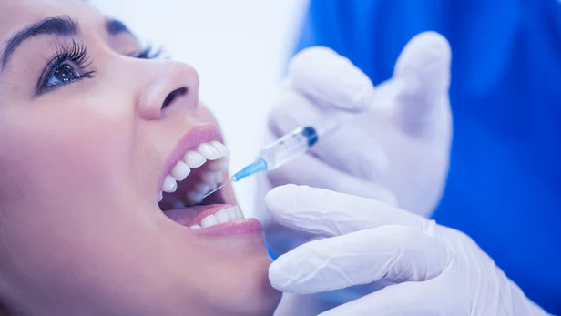 инъекция в стоматологии