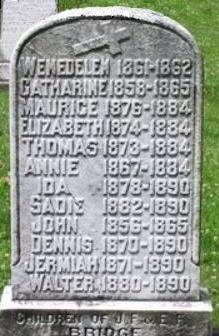 кладбище довакцинальной эп